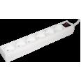Удлинитель У6К-выкл. 6 мест 2Р/5метров 2х0.75мм2 10А/250 ИЭК