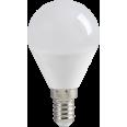 Лампа светодиодная ECO G45 шар 3Вт 220В 3000К E14 IEK