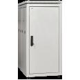 ITK Шкаф сетевой 19` LINEA N 24U 600х1000 мм металлические двери серый
