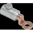Алюминиевый механический наконечник со срывными болтами АМН 25-95 до 35 кВ IEK