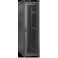 ITK Шкаф сетевой 19` LINEA N 18U 600х600 мм перфорированная передняя дверь черный
