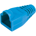 ITK Колпачок изолирующий для разъема RJ45, PVC, СИНИЙ