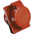 МТ-415 Розетка стационарная для скрытой проводки 16А 3П+З+Н