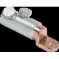 Медно-алюминиевый механический наконечник со срывными болтами АММН 240-300 до 1 кВ IEK