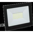 Прожектор СДО 06-70 светодиодный черный IP65 6500 K IEK