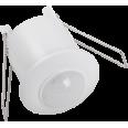Датчик движения ДД 301 белый, 800Вт, 360 гр.,6М,IP20,IEK