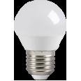 Лампа светодиодная ECO G45 шар 3Вт 220В 3000К E27 IEK