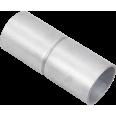 Муфта безрезьбовая алюминиевая d16 мм