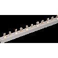 Шина соединительная типа PIN (штырь) 1ф до 63А(дл.1м) ИЭК