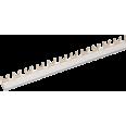 Шина соединительная типа FORK (вилка) 1фазная (дл.1 м)