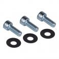 Комплект зажимов для алюминиевых шин ВА04-36/ВА51-35-400А-УХЛ3-КЭАЗ