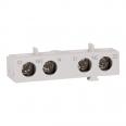 Блок контактов поперечный вспомогательный OptiStart MP-HQ02