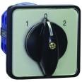 Кулачковый переключатель LW32-10/C01/1 , 10А, 1Р, `0-1` (CHINT)