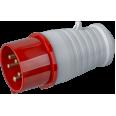 Вилка Navigator 14 286 NCA-SR015-16-380 переносная 16А 3P+N+PE IP44