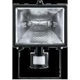 Светильник Navigator 94 611 NFL-SH1-500-R7s/BL (ИО 500 Вт с датчиком)