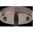База потолочная Navigator 61 733 NFA-CR01-005 метал. черный хром