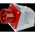 Вилка Navigator 14 319 NCA-SR514-16-380 стационарная 16А 3P+PE IP44