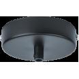 База потолочная Navigator 61 740 NFA-CR02-008 метал. черный матовый
