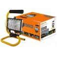 Прожектор ИО150П (переноска) галоген.черный IP54 TDM
