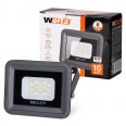 Светодиодный прожектор WFL-10W/06, 5500K, 10Вт, IP65