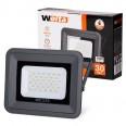 Светодиодный прожектор WFL-30W/06, 5500K, 30Вт, IP65