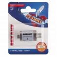 Грозозащита коаксиального кабеля 5-2400 МГц, (гнездо F - штекер F), (1шт.) REXANT