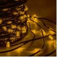 Гирлянда `LED ClipLight` 12V 150 мм, цвет диодов Желтый