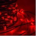 Гирлянда `LED ClipLight` 12V 150 мм, цвет диодов Красный