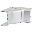 Угол внутренний 110х50 мм, изменяемый (70-120°), цвет серый металлик