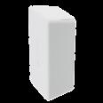 Заглушка торцевая для одиночного С-образного профиля 41x21 мм, белаяRAL9010
