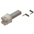 Питающий элемент + заглушка, тип 1, Cu, 2P/4P, 40A