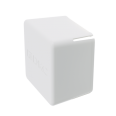 Заглушка торцевая для одиночного профиля PSL/PSM/BPF, белая RAL9010
