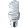Лампа энергосберегающая (КЛЛ интегрированная) «спираль» d48мм E27 15Вт 230В нейтральная холодно-белая 4000К/840 10000ч Navigator