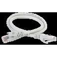 ITK Коммутационный шнур (патч-корд), кат.5Е UTP, LSZH, 0,2м, серый