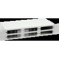 ITK 2U Оптический распределительный кросс до 48 портов (без планок, под 8п-6шт)