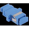 ITK Проходной адаптер SC-SC, (SM/MM), UPC, (Simplex)