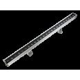 Светильник направл. света симметр. накладной cветодиод. (LED) 24Вт 85-265В алюминий серый IP65 Jazzway