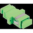 ITK Проходной адаптер SC-SC, (SM/MM), APC, (Simplex)