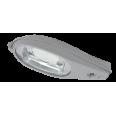 Светильник ул. ДКУ венчающий/консольный с прозр. рассеив-м cветодиод. (LED) 50Вт IP65 алюминий Jazzway