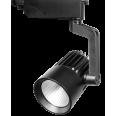 Прожектор светодиодный трековый PTR 0125 25W 4000K 24 BL (чёрный) IP40 Jazzway