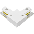 PTR CL-WH Коннектор белый L-обр. Jazzway