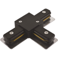 PTR CT-BL Коннектор черный T-обр. Jazzway