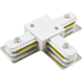 PTR CT-WH Коннектор белый T-обр. Jazzway