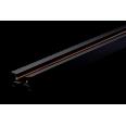 PTR 2M-BL Шинопровод чёрный 2м Jazzway