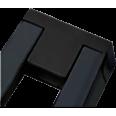PTR EC-BL Комплект торцевых элементов чёрный Jazzway
