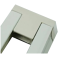 PTR EC-WH Комплект торцевых элементов белый Jazzway