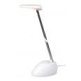 Светильник настольный светодиод. (LED) 15x3Вт 220-240В белый на подставке Jazzway