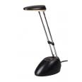 Светильник настольный светодиод. (LED) 15x3Вт 220-240В черный на подставке Jazzway