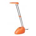 Светильник настольный светодиод. (LED) 15x3Вт 220-240В оранжевый на подставке Jazzway